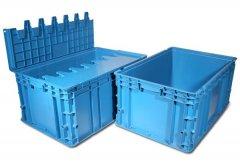 塑料周转箱为什么会发脆