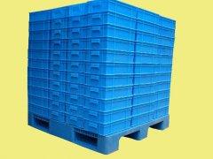 物流周转箱是否为标准管理及周转箱承重
