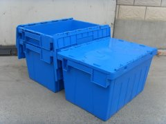 普通塑料周转箱与防静电周转箱的区别