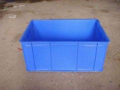 塑料周转箱的优点和应用