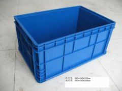 塑料周转箱材质识别小技巧