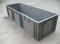 塑料周转箱结构上的基本特点