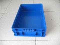 物流箱生产加工工艺说明